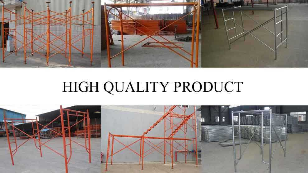 High quality product of high quality easy scaffolding for sale