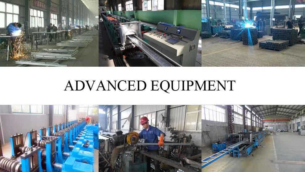 Advanced equipment of high quality easy scaffolding for sale