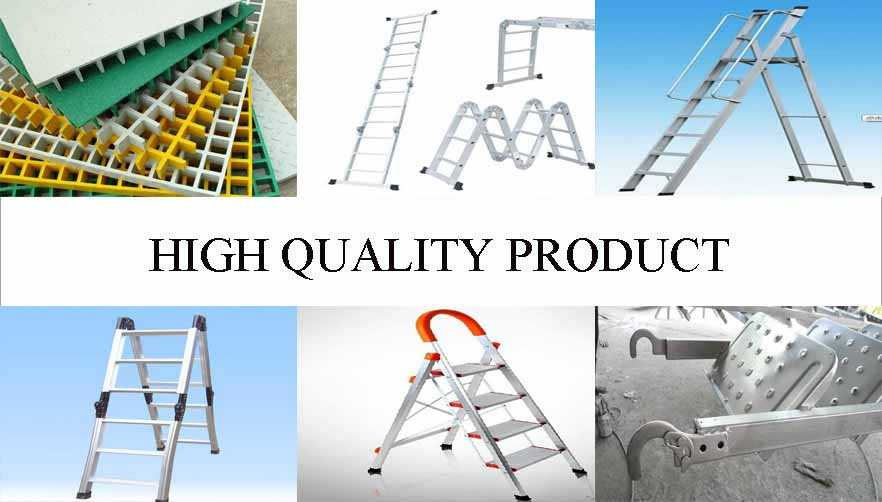high quality of ladder frame scaffolding in different types