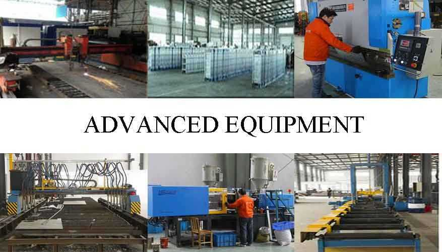 advanced equipment of ladder frame scaffolding in different types