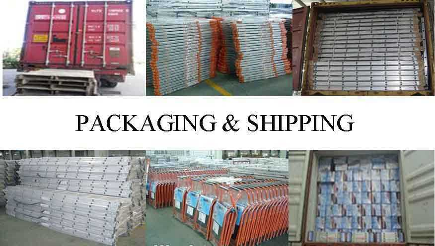 packing &shipping of scaffolding stair ladder manufactruer