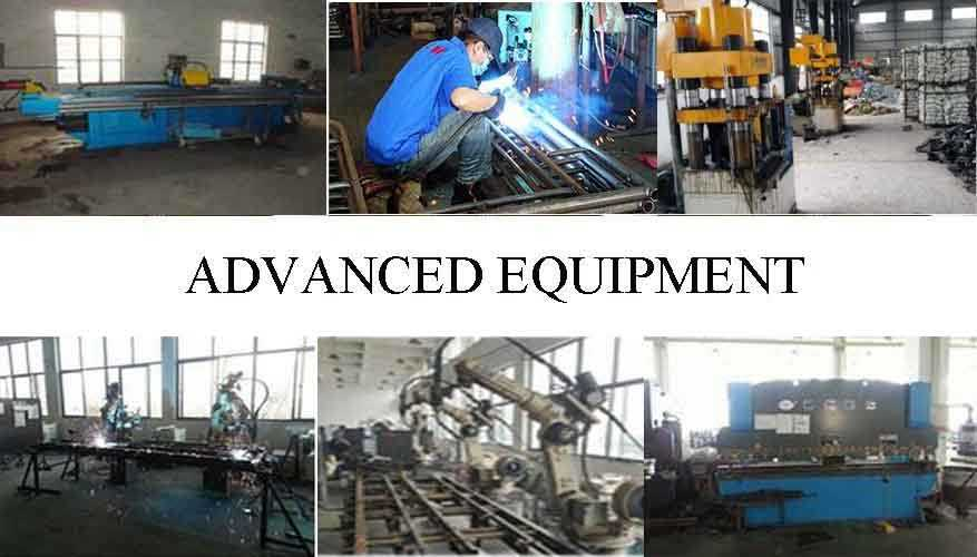 Advanced equipment of scaffolding pressed coupler manufactruer