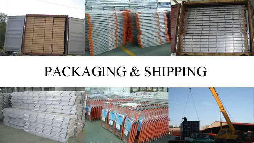 packing &shipping of advanced equipment of scaffolding ladder truss with the factory price