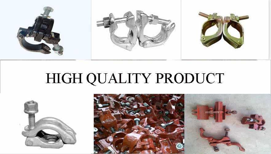 High qulaity product of scaffolding swivel coupler wholesale