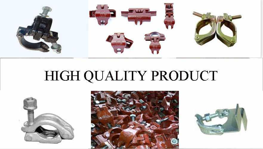 High quality product of scaffolding pipe coupler in china