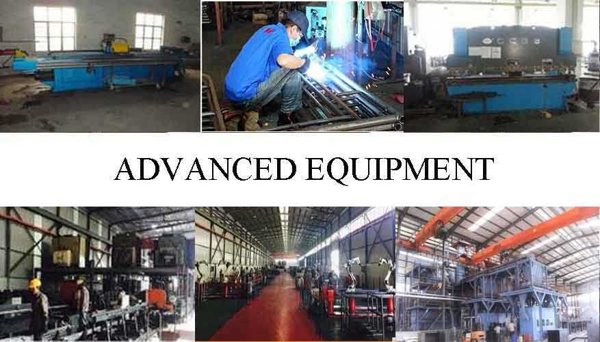 Advanced equipment of scaffolding pipe coupler in china