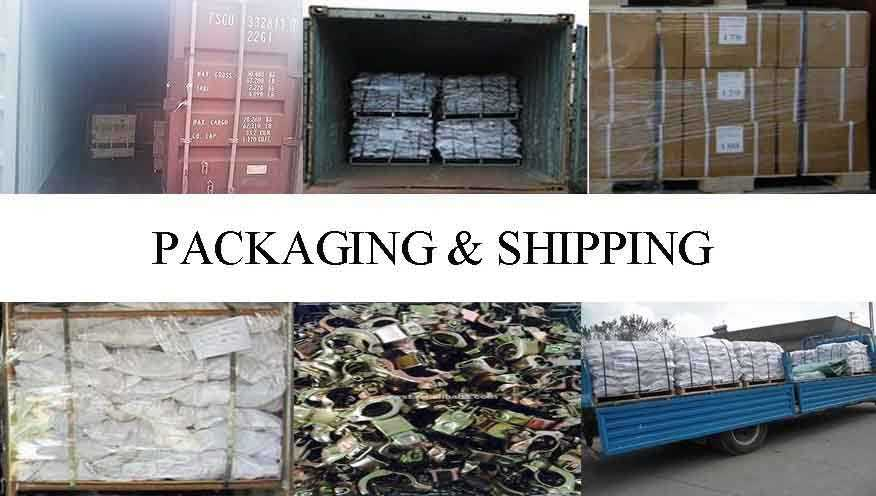 Packaging and shipping of types of scaffolding with the best price in china