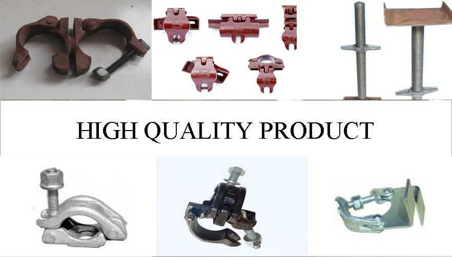 High quality product of High quality scaffolding coupler cover with best price made in China