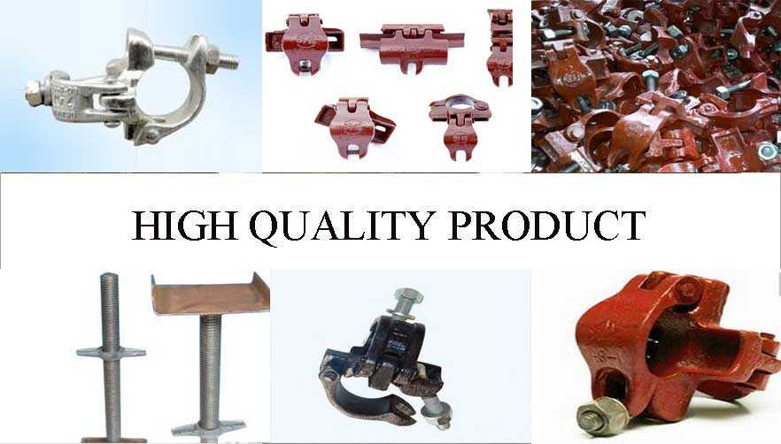 High quality product of Hot sale scaffolding tube coupler