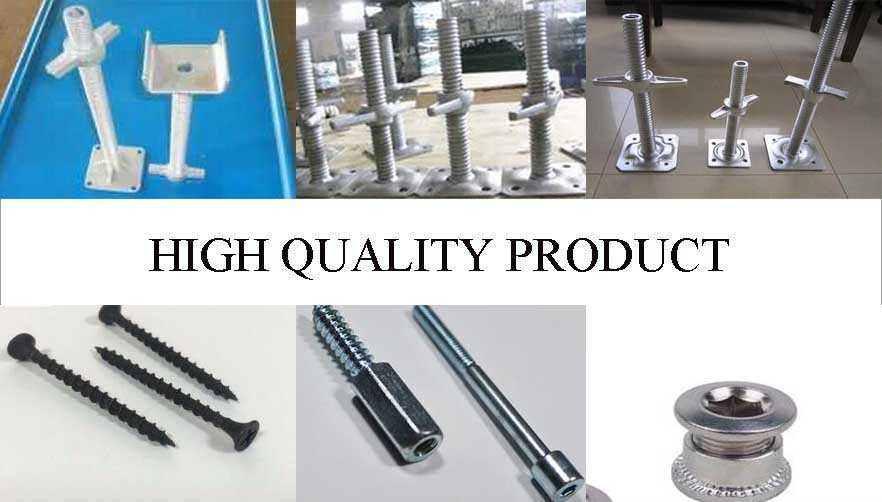 high quality product of hot sale screw nails made in China