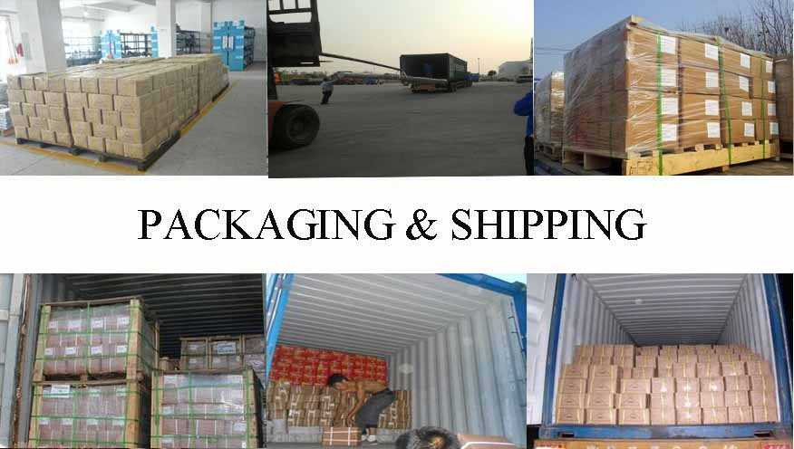 packing&shipping of hot sale screw nails made in China