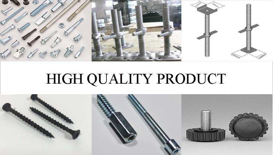 high quality product of professional and hot sale self drilling screw supplier in China
