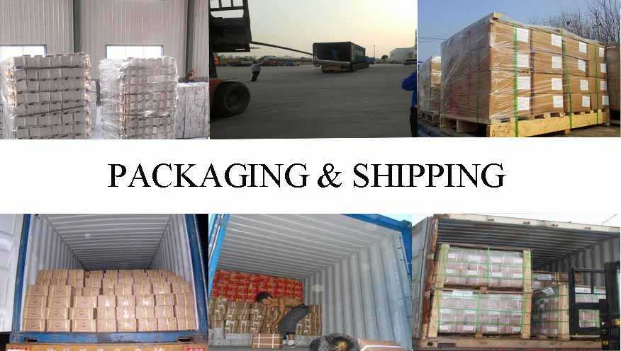 packing&shipping of steel screw Supplier with factory