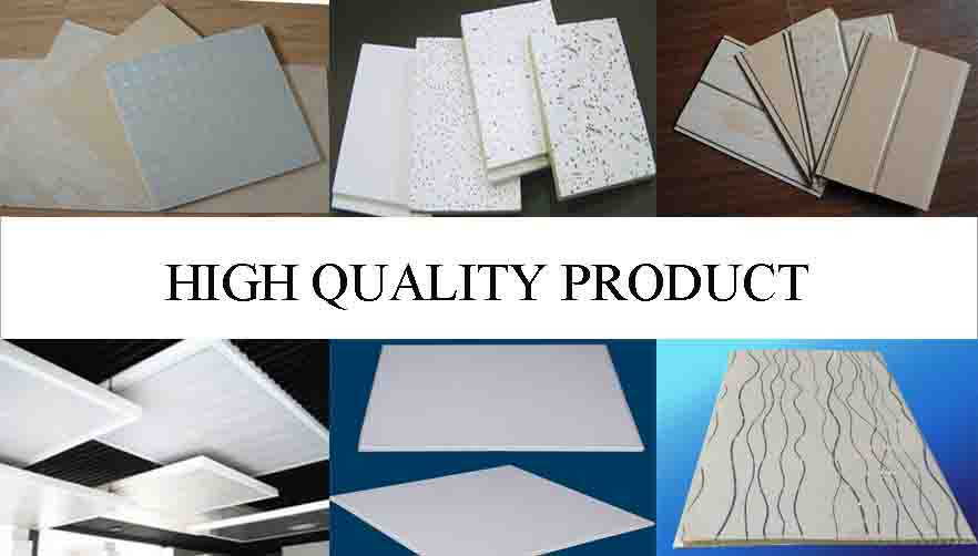 High quality product of High quality Ceiling Manufacturer in china
