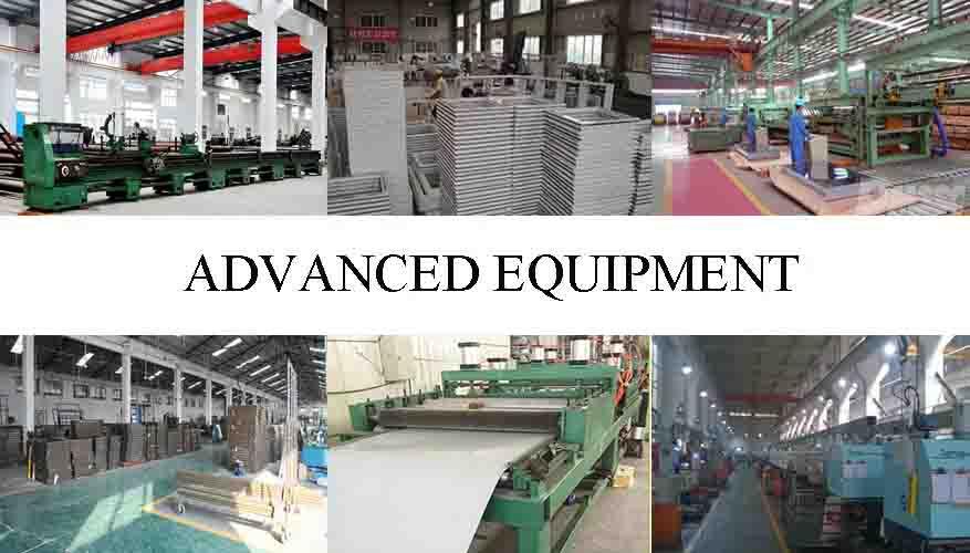 Advanced equipment of steel door Manufacturer in china