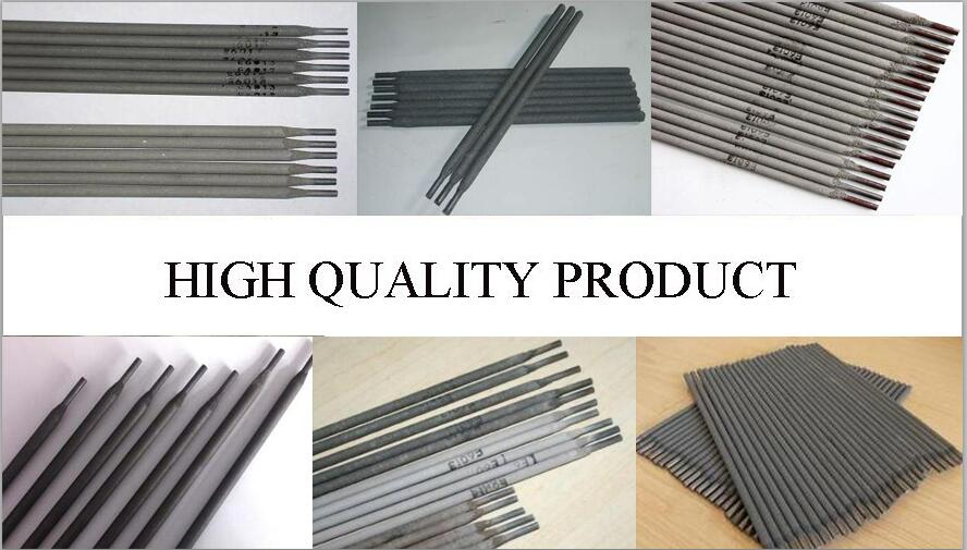 High quality product of High quality Welding Electrode Manufacturer in Sierra Leone