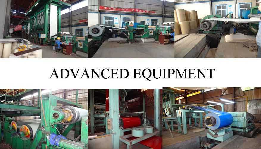 Advanced Equipnment OF High Quality PPGI Steel Coil Manufacturer in kenya