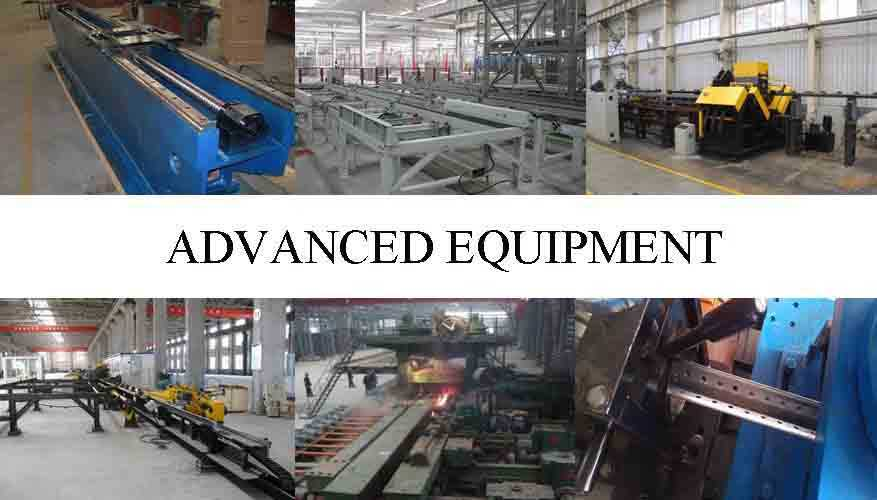 ADVANCE EQUIPMENT OF Galvanized Steel Angle Bar made in china