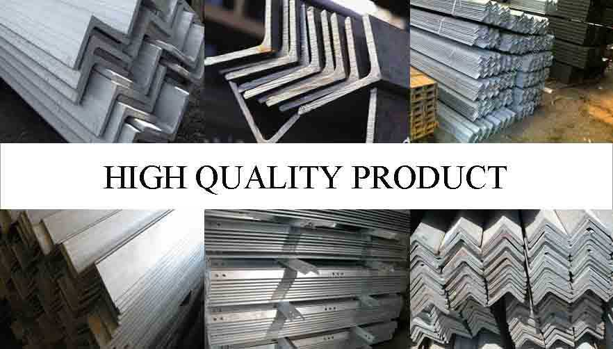 HIGH QUALITY PRODUCT OF Hot Dipped Galvanized Steel Angle Bar