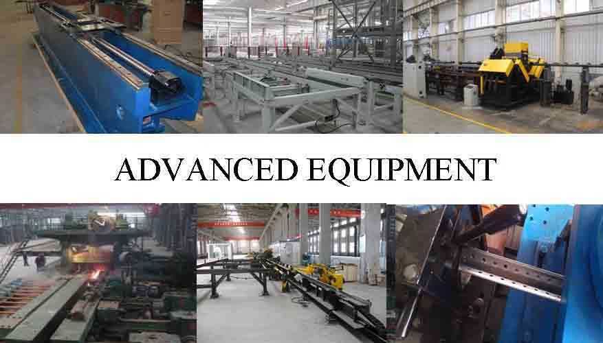 ADVANCE EQUIPMENT OF High quality Galvanized steel Angle