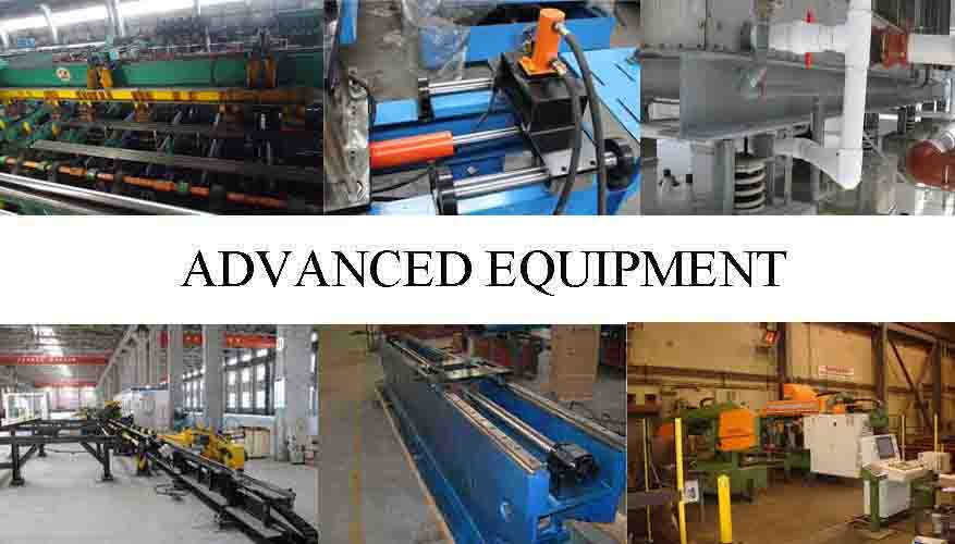 ADVANCE EQUIPMENT OF Mild steel angle bar made in China