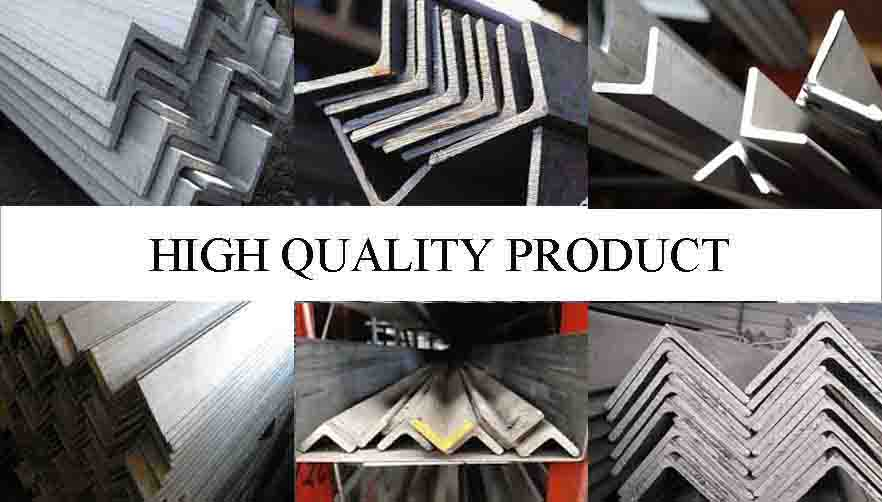 HIGH QUALITY PRODUCT OF Steel angle bar factory for construction