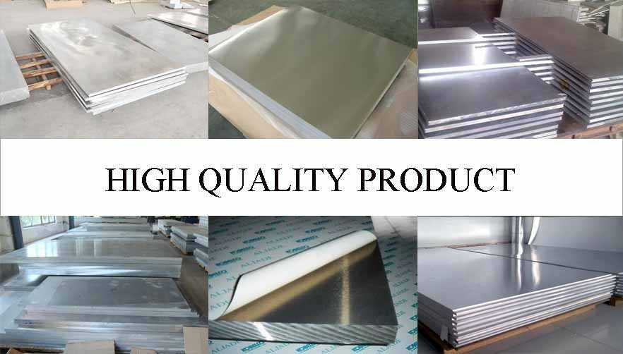 high quality of Aluminum sheet