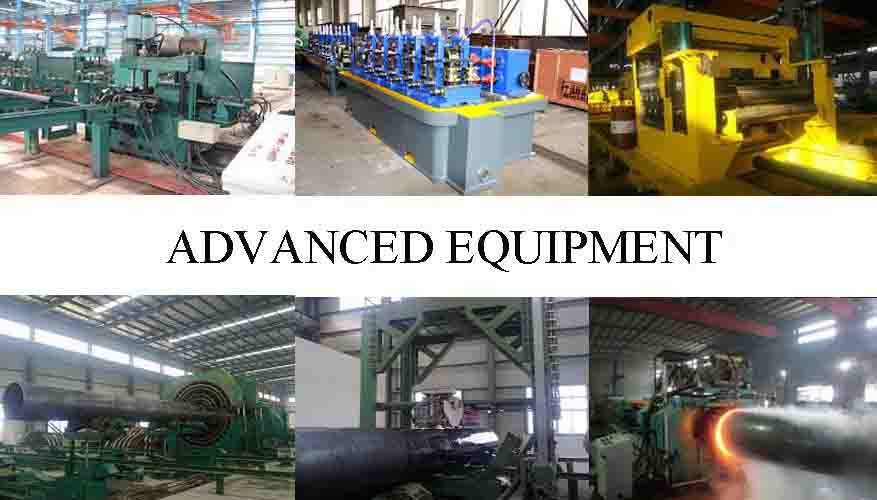 ADVANCE EQUIPMENT OF High quality seamless steel pipe manufacturer in Tanzania
