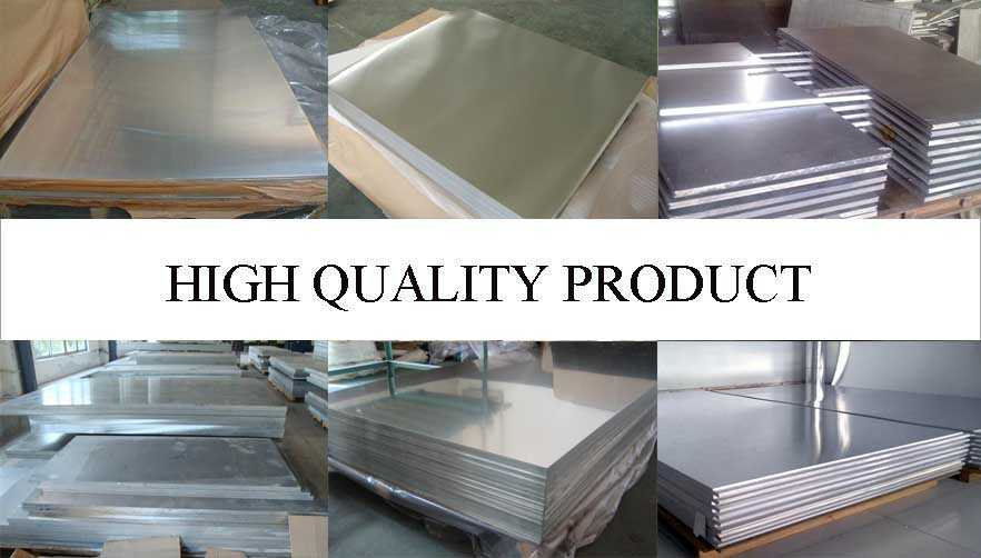 high quality of Aluminum Sheets For Precision Parts