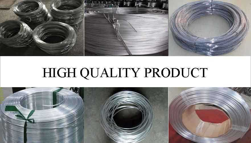 High quality product of Aluminium wire 4mm in china