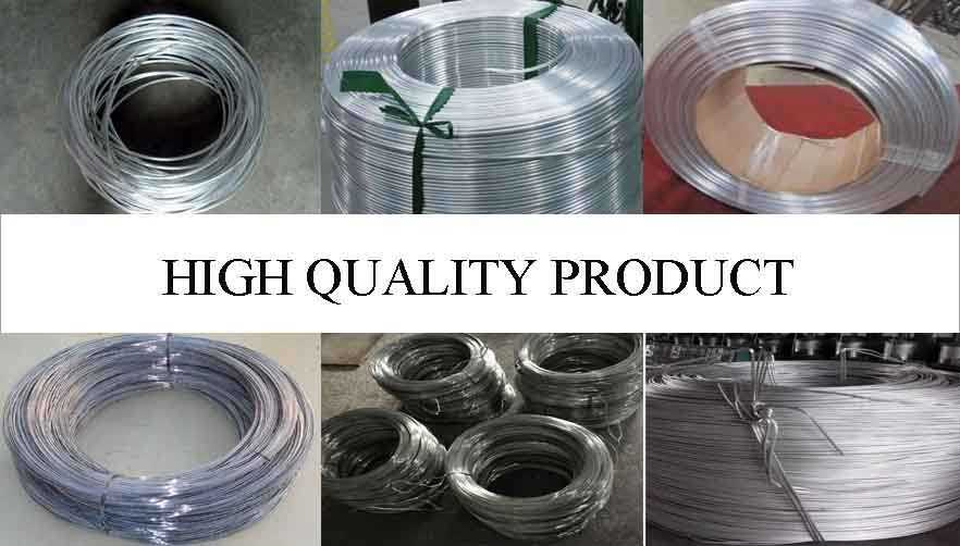 High quality product of aluminium wire 9.5 mm with the factory price