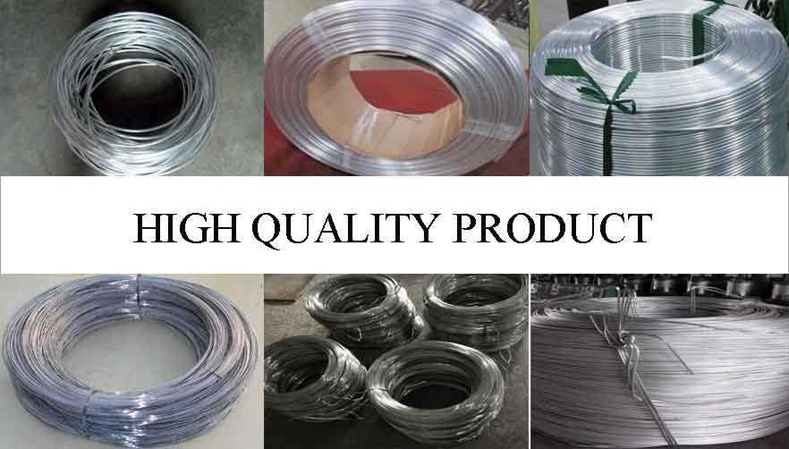 High quality product of High quality aluminium alloy wire made in China