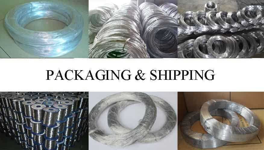 Packaging and shipping of High quality aluminium alloy wire made in China