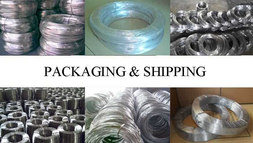 Packaging and shipping of High quality Aluminum Wire with the cheap price in china