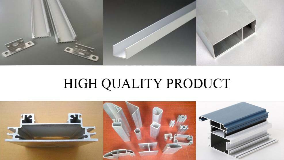 High quality product of High quality Aluminum profiles for pergolas made in China