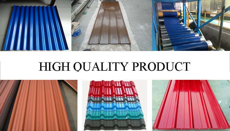 High quality product of Good sale corrugated steel roofing sheet