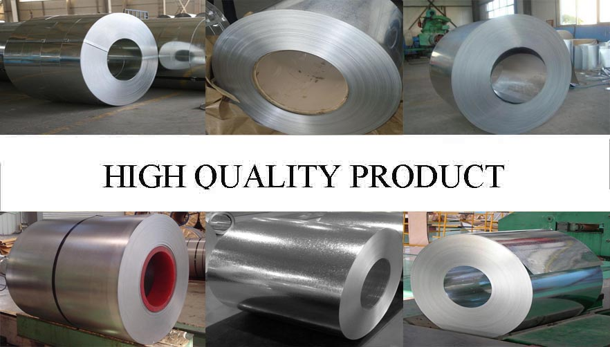 High quality product of galvanized steel coil manufacture in Vietnam