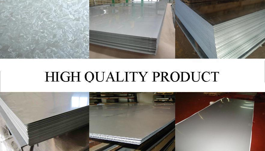 High quality product of galvanized steel sheet manufacture in Vietnam