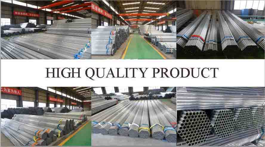 High quality product of Galvanized Tube Manufacturer In Eritrea