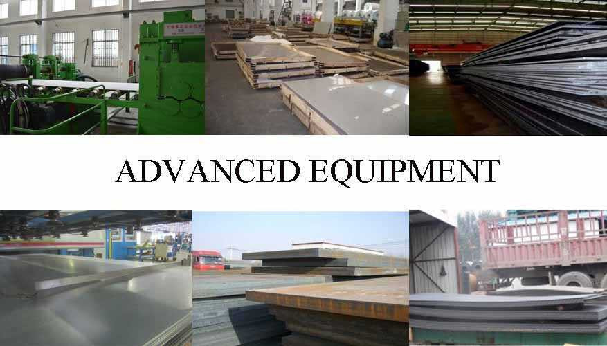 Equipment of High quality steel plate supplier in Singapore