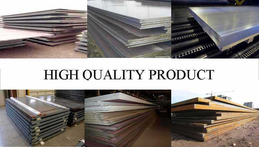High quality product of Steel Plate manufacturer in Thailand