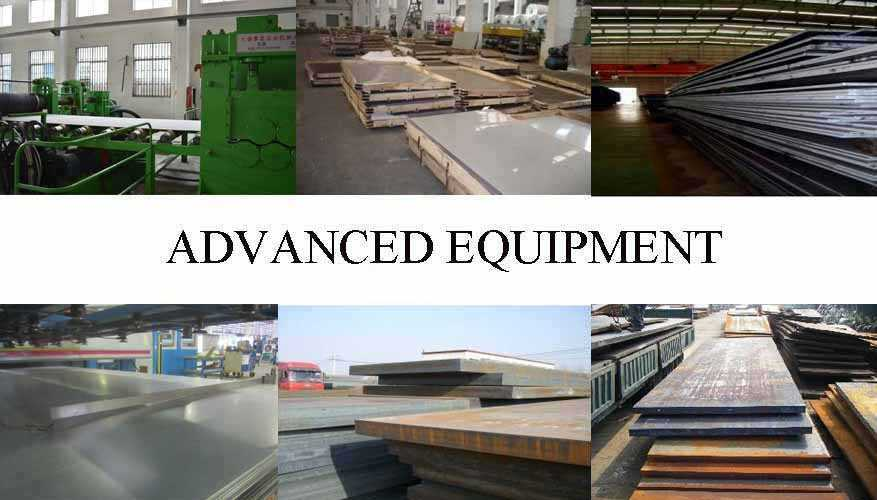 Equipment of Steel Plate manufacturer in Thailand