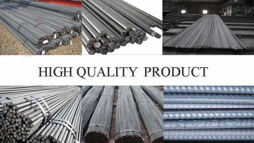 high quality products of HRB400 Steel rebar