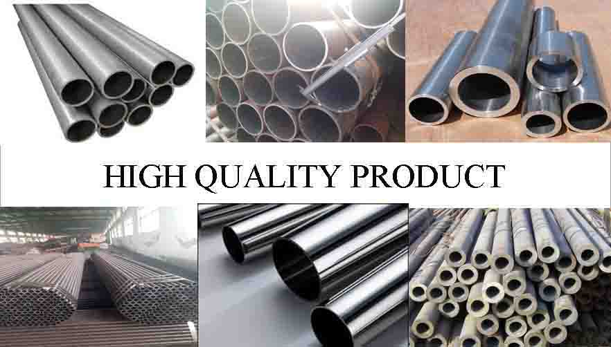 HIGH QUALITY PRODUCT OF Astm a106b seamless steel pipe supplier in china