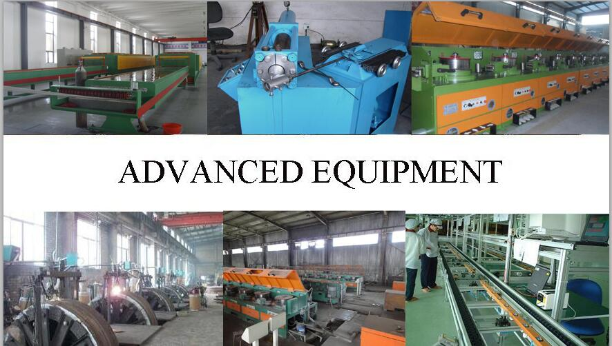 Advanced equirement of Welding Electrode Supplier production