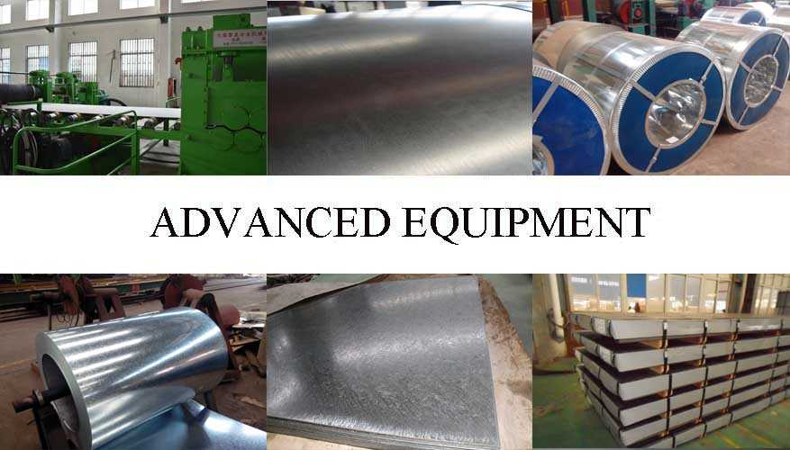 Equipment of Steel Sheet Supplier in Malaysia