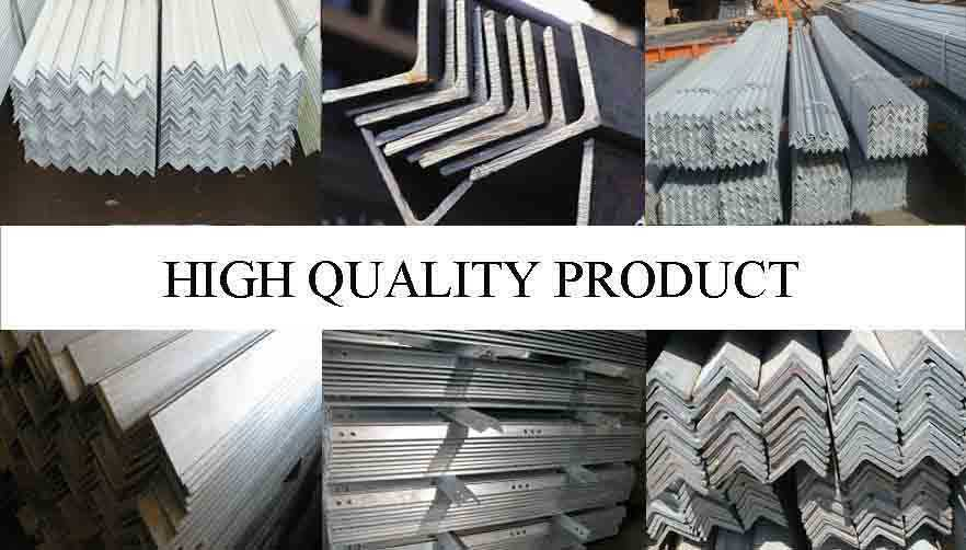 HIGH QUALITY PRODUCT OF High quality Steel Angle bar factory