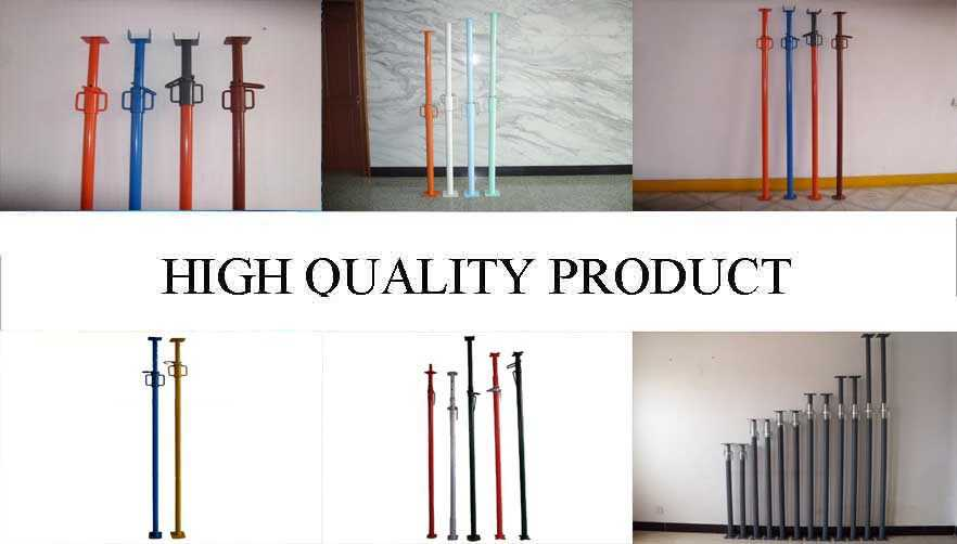 High quality product of Scaffolding Prop Supplier in Myanmar