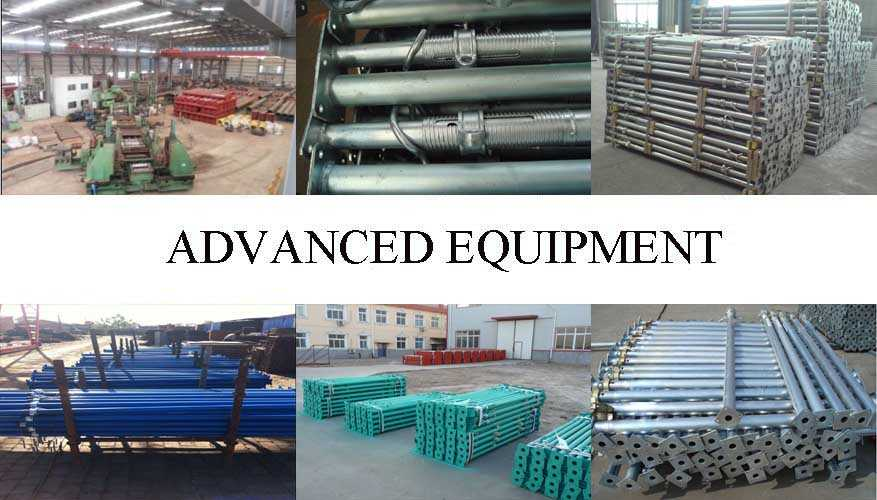 Equipment of Scaffolding Prop Supplier in Myanmar