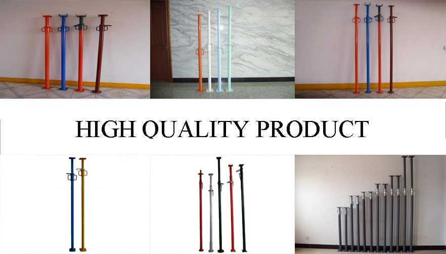 High quality product of Scaffolding Prop Supplier in Turkey wholesale